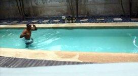 Pool Gegenstromanlage
