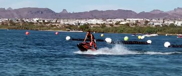 Double Backflip Jet-Ski