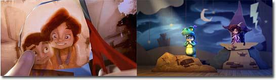 dragonboy, kurzfilm, animation, Prinzessin, Ritter, Drache