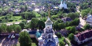 Borisoglebsky Kloster Drohne Sex
