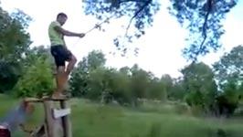 Drunk Tarzan