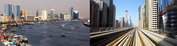 Dubai - Timelapse