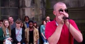 dubstep, beatboxing, straßenkünstler