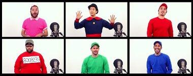 A cappella Ducktales Theme