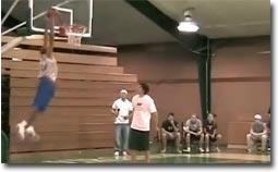 dunk contest, basketball, fail