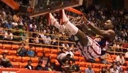 Basketball, Dunk Fail