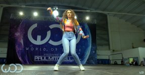 Dytto World of Dance Bay Area 2015