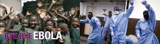 Bye Bye Ebola Sierra Leone