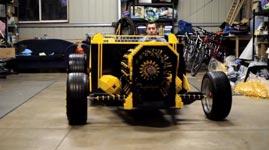 Lego-Auto, Luftmotor
