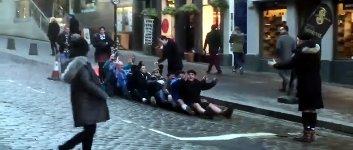 Edinburgh lustig