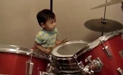 Drummer, Schlagzeug, Kind