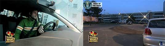 Guinness World Records, Ronny Wechselberger, Ronny C-Rock, einparken