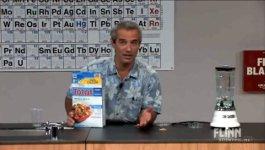 Eisen Cornflakes Experiment