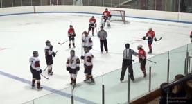 Eishockey, Bande