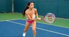 Elizabeth Anne Pelayo Tennis