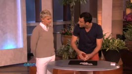 Ellen, Karten Trick