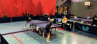Tischtennis Kinder Punkt