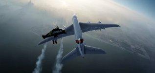 A380 Jetpack Emirates Dubai