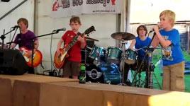 Kinderband, Enter Sandman Metallica, The Mini Band
