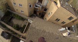 Epic Roof Jump