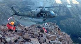 Hubschrauber, Helikoper, Rettung