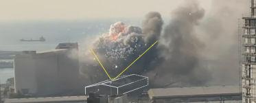 Beirut Explosion Analyse