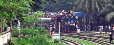 Bangladesch Express Train