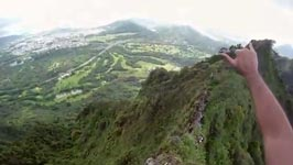 extreme ridge path