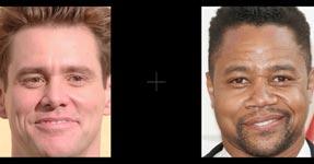 Prominente Gesichter verwandeln sich