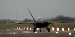 F-22 Raptor Kickstart