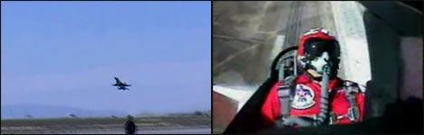 F16 Falcon, Crash