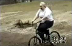 oma, rentner, alte, fahrrad, bike, fahrradfahren