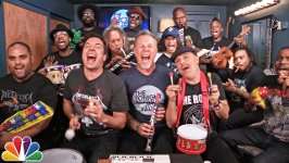 Metallica Jimmy Fallon Sandman