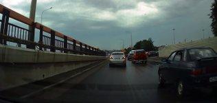 falsche Ausfahrt LKW crash