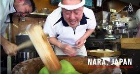 Fastest Mochi Maker in Japan