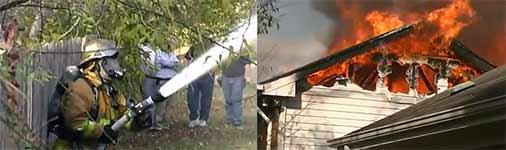 Worst Firefighter, Feuer, Schlauch, löschen