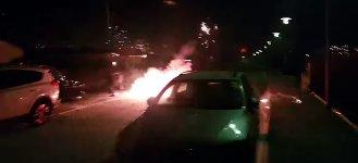 Feuerwerk Fehlfunktion