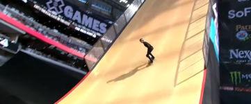 1260er Skateboard X Games