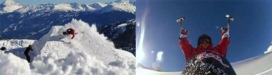 Sit Ski Backflip, Querschnittlähmung