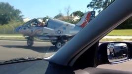 JetCycle, Flugzeugauto