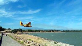 Flugzeug Wasserlandung knapp