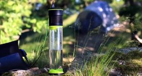 Fontus Wasserflasche