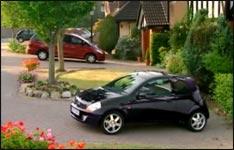 Ford Sport Ka, Auto, Katze, Werbung, Video