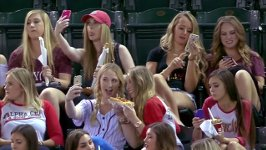 Frauen Handys Baseball