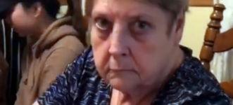 Slap Großmutter