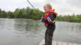 fischen, fisch fangen