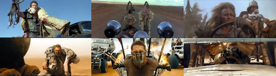 Mad Max Fury Road vs Mad Max Trilogy