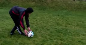 Fussball Bumerang