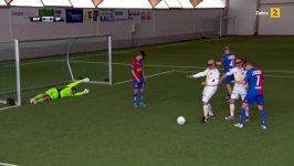 Fußball Vogelperspektive