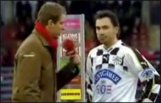 fussball, interview